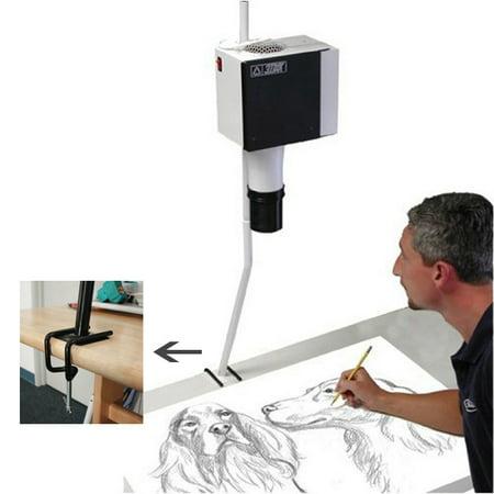 KopyKake 300XK Projector and Table Clamp (Kopykake 300xk Projector Best Price)