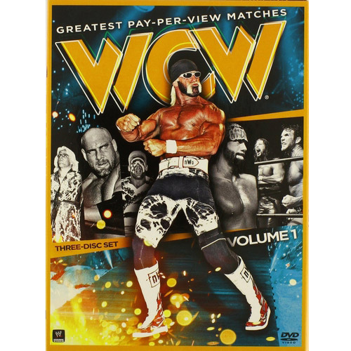 WWE: WCW's Greatest Pay-Per-View Matches, Vol. 1 (3-Disc)