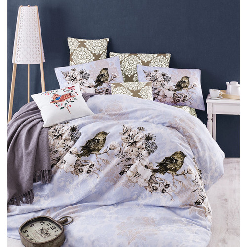 Debage Inc. Madison 4 Piece Queen Duvet Cover Set
