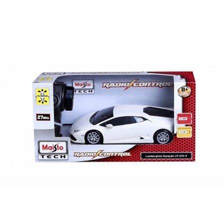 Maisto Lamborghini Aventador Lp700 4 White 124 Scale R C