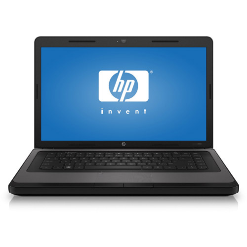 "HP Refurbished Charcoal Grey 15.6"" Pavilion 2000-208ca Laptop PC with AMD Dual-Core C-50 Processor and Windows 7 Home Premium"