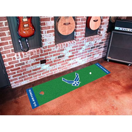 "Air Force Putting Green Runner 18""x72"" - image 2 de 2"