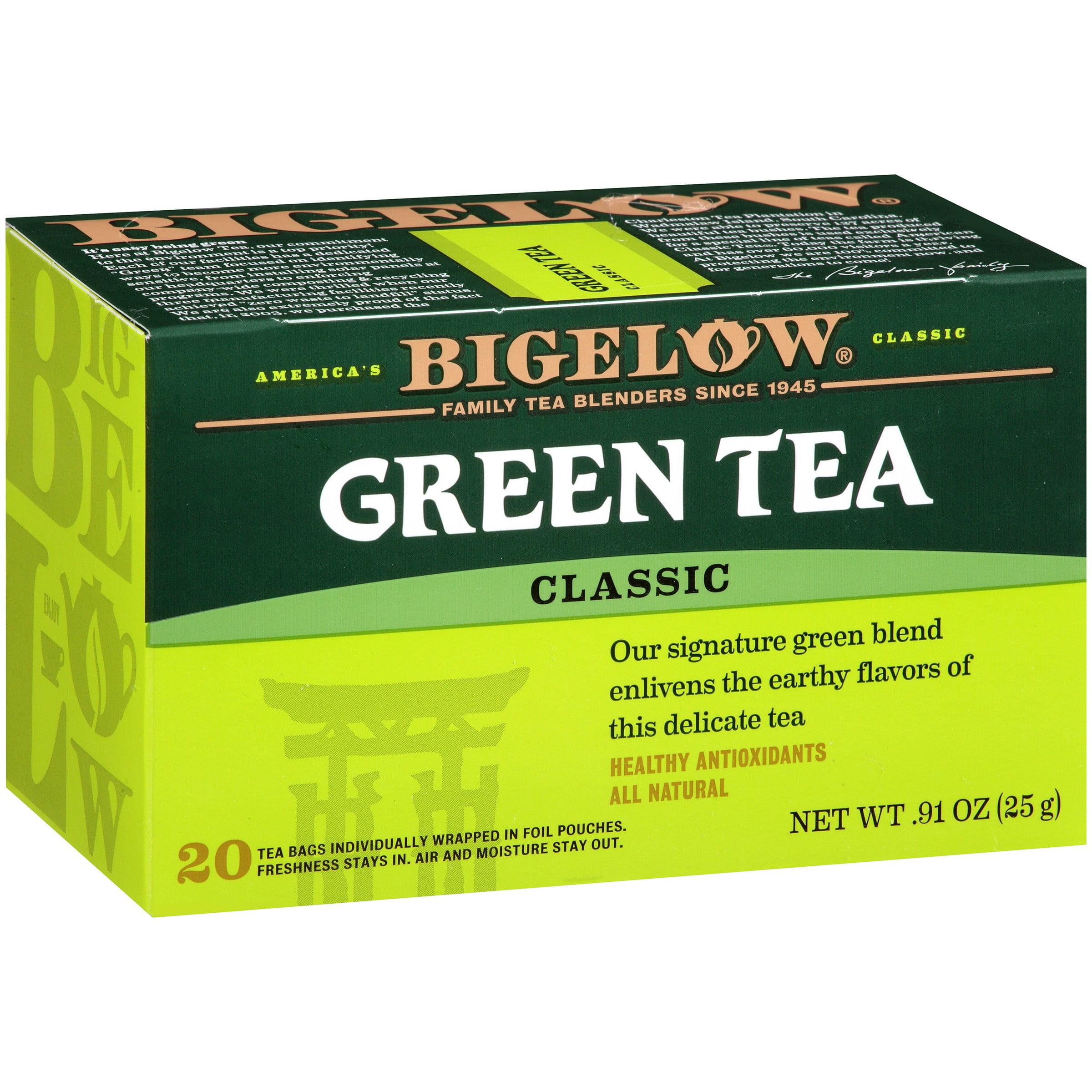 Bigelow Green Tea Bags, 20 ct by RC Bigelow, Inc.©