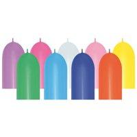 Betallatex 660 Fashion Assortment Link-O-Loons Latex Balloons (50 ct)