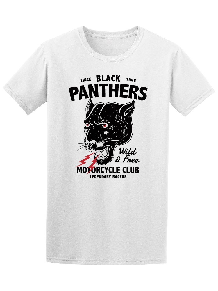Be Wild T-Shirt motorbike biker tee mens top