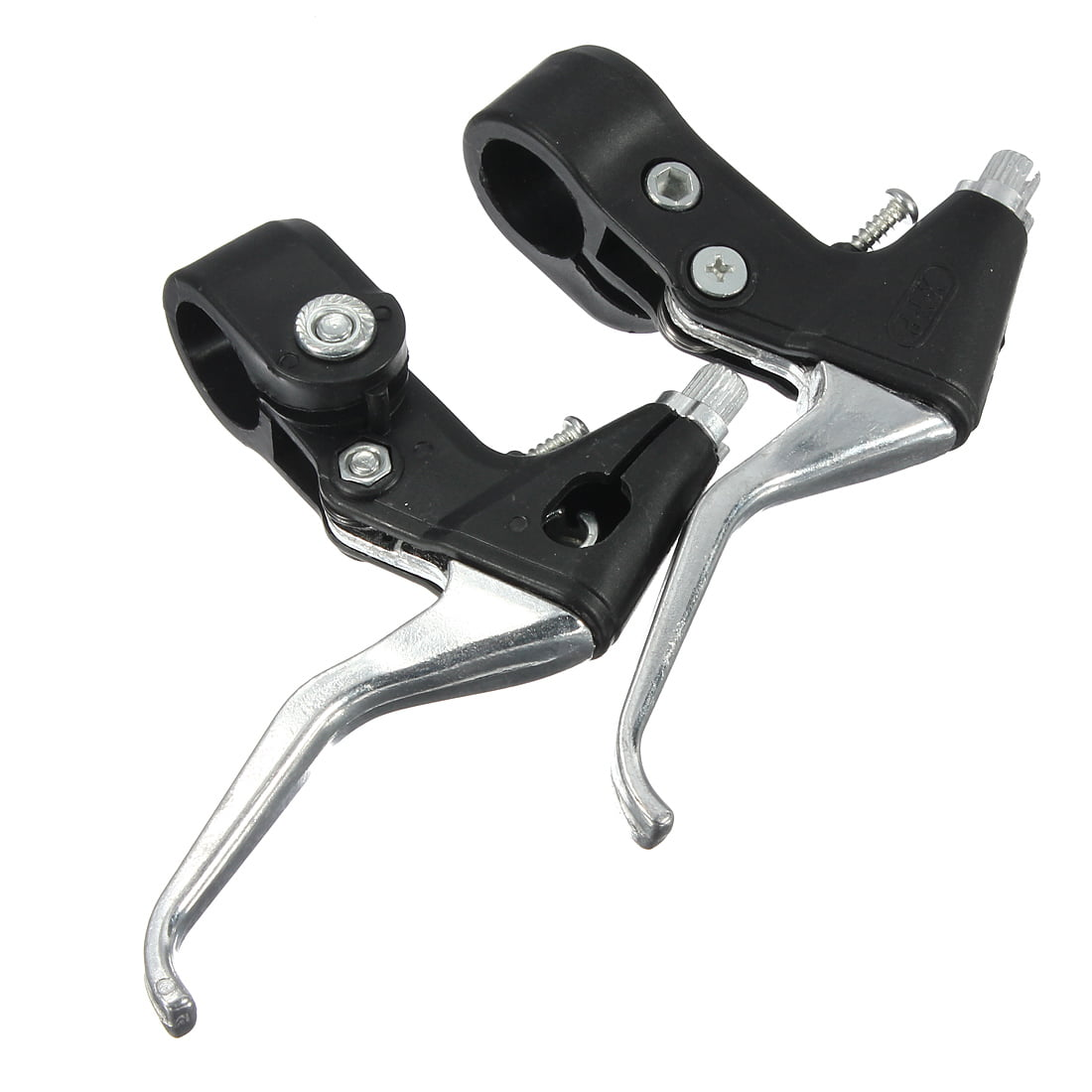1 Pair Aluminum Alloy Bike Bicycle Cycling MTB Brake Levers Left /& Right Handles