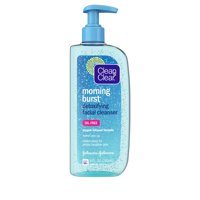 Clean & Clear Morning Burst Detoxifying Daily Face Cleanser, 8 fl. oz