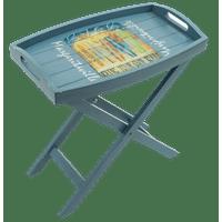Margaritaville Folding Butler Table - Bring Your Own Board