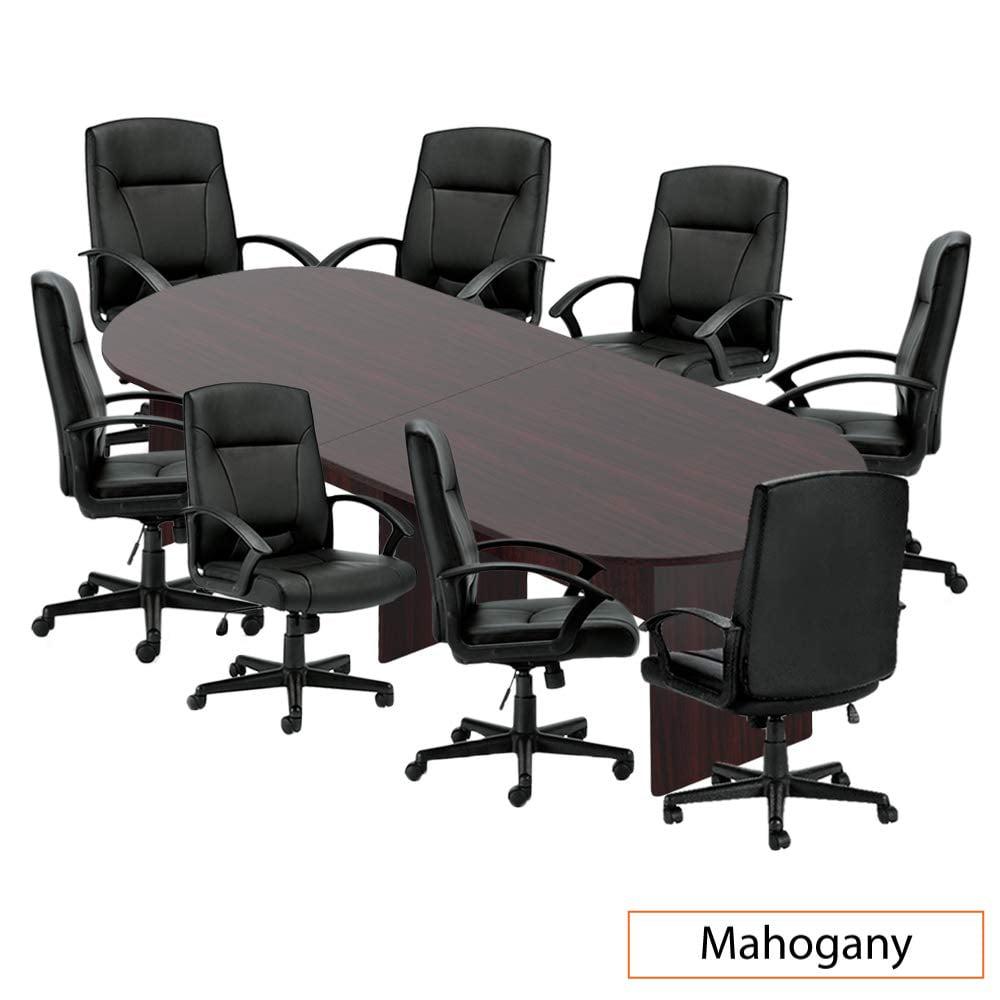GOF 4FT, 4FT, 4FT Conference Table Chair (G11774B) Set, Cherry, Espresso,  Mahogany, Walnut, Artisan Grey - Walmart.com