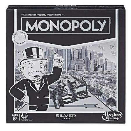 Monopoly Silver Line