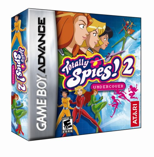 TOTALLY SPIES 2 UNDERCOVER (GAME BOY ADV.)