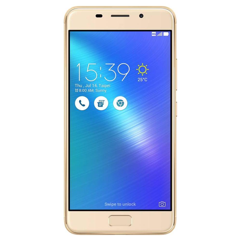 Asus Zenfone 3s Max 5.2'' HD Display,4G LTE, 5000 mah,3GB Ram, 32 GB Memory Gold