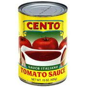 Cento Italiano Tomato Sauce, 15 oz (Pack of 12)