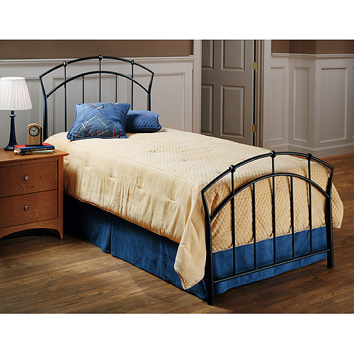 Hillsdale - Vancouver Twin Duo Panel with Bed Frame