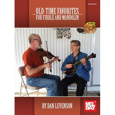 Old-Time Favorites for Fiddle and