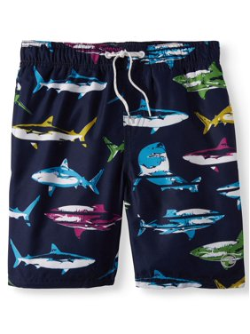 4192bcc82c9ad Product Image Sharkade Swim Trunks (Big Boys)