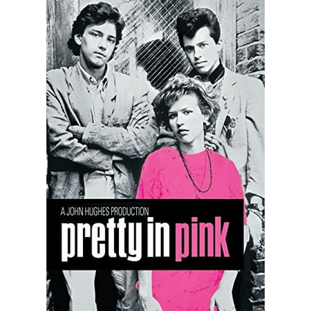 Pretty In Pink (DVD) - Pink Girl Movie