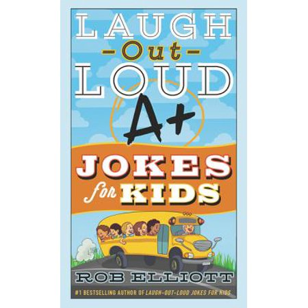 Laugh-Out-Loud A+ Jokes for Kids - Fun Kid Halloween Jokes