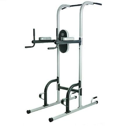 Gold's Gym XR 10.9 Power Tower with Push Up, Pull Up, and Dip