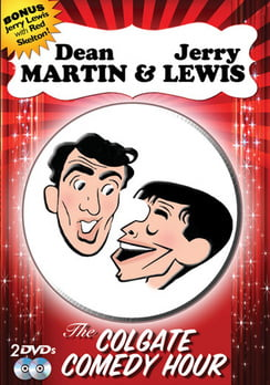 Dean Martin & Jerry Lewis Colgate Comedy (DVD) by Timeless Media Group