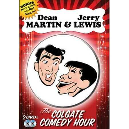 Dean Martin & Jerry Lewis Colgate Comedy (DVD)