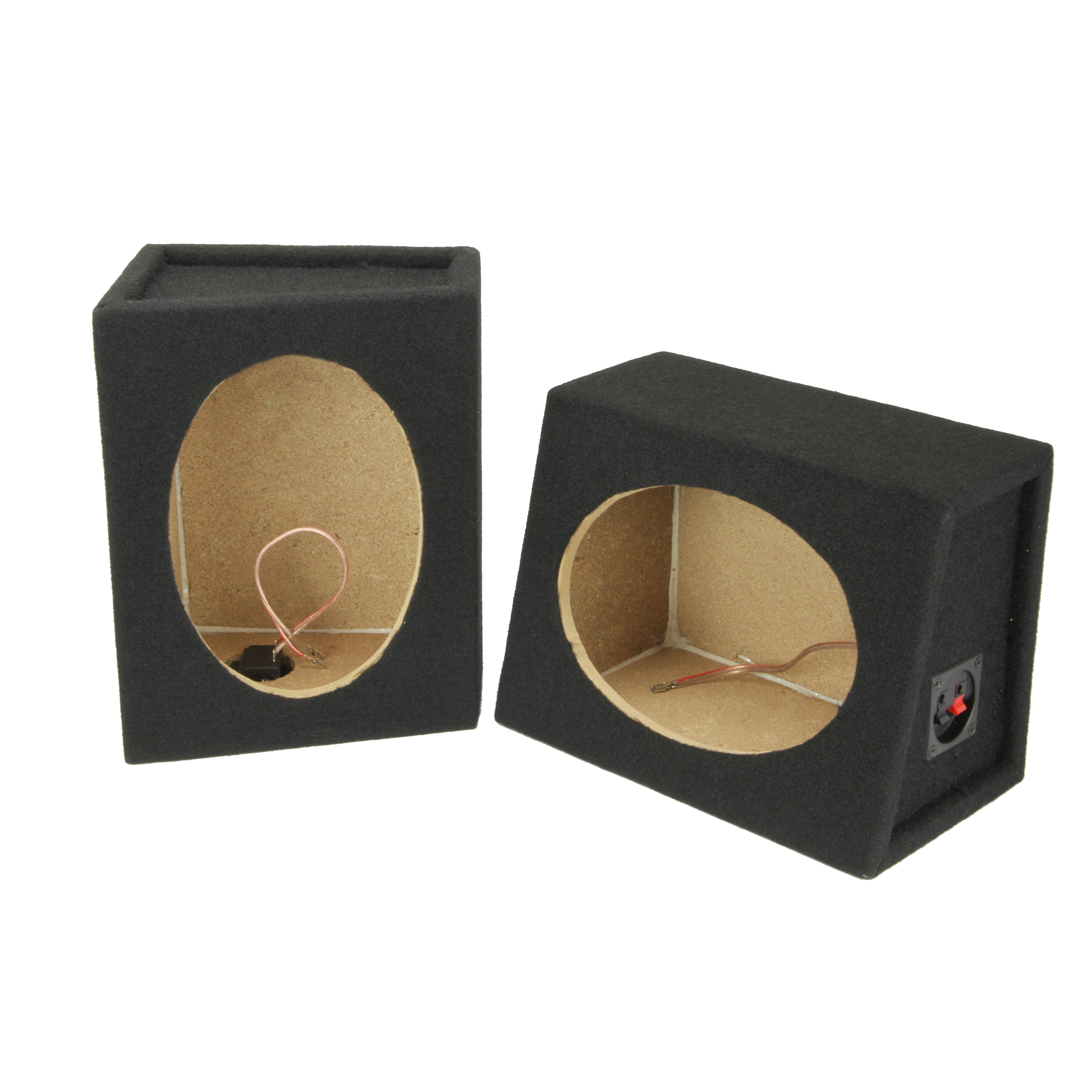 "Scosche SE69RCC 6"" x 9"" Speaker Enclosure (Pair)"