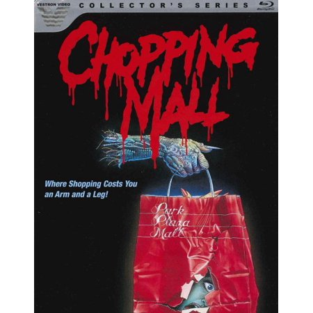 Chopping Mall (Blu-ray) (The White Plains Mall)