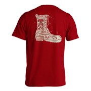 Live Oak Brand 'Vintage Badge' Boots T-Shirt