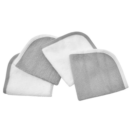 American Baby Company Terry Washcloths made with Organic Cotton,