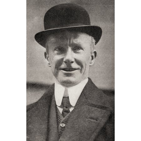 Captain Sir Arthur Henry Rostron Kbe Rd Rnr 1869 To 1940 Captain Of Rms Carpathia Of The Cunard Line When It Rescued Survivors From Rms Titanic Canvas Art - Ken Welsh  Design Pics (11 x 17)