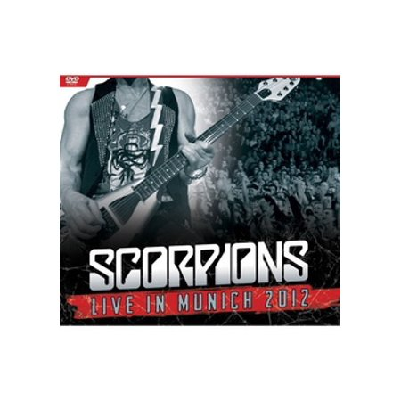 The Scorpions: Live in Munich 2012 (DVD)