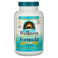 Source Naturals Source Naturals  Wellness Formula, 240 ea