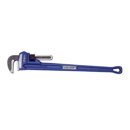 Irwin Vise-Grip Cast Iron Pipe Wrenches, Forged Steel Jaw, 36 in