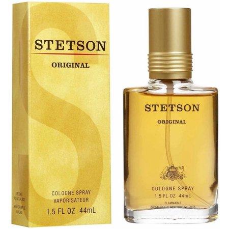 Stetson Original Cologne Spray 1.5 oz (Pack of 2)