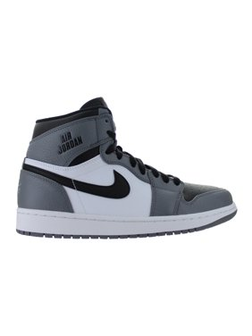 Product Image Mens Air Jordan 1 Retro High Rare Air Shadow Cool Grey Black  White 332 cf8f4892f