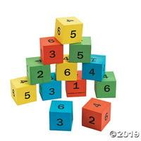 Number Math Dice