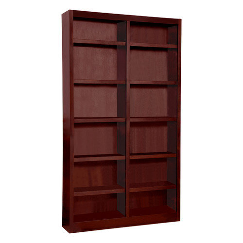 Concepts in Wood Double Wide 84'' Standard Bookcase