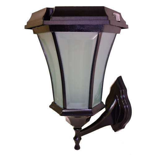 Solar Goes Green 10 Light Outdoor Sconce