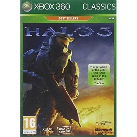 Refurbished Halo 3 For Xbox 360 - Halo 3 Rating