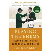 Playing the Enemy: Nelson Mandela and the Game That Made a Nation by
