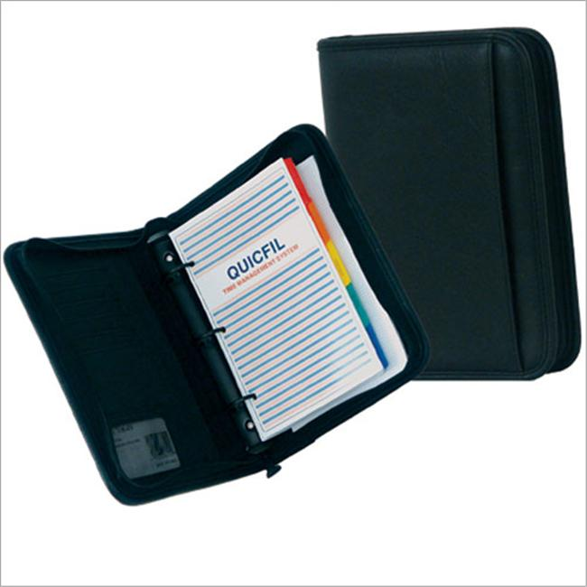 Mercury 8615BK Large 9.5 in. x 7 in. Daily Planner