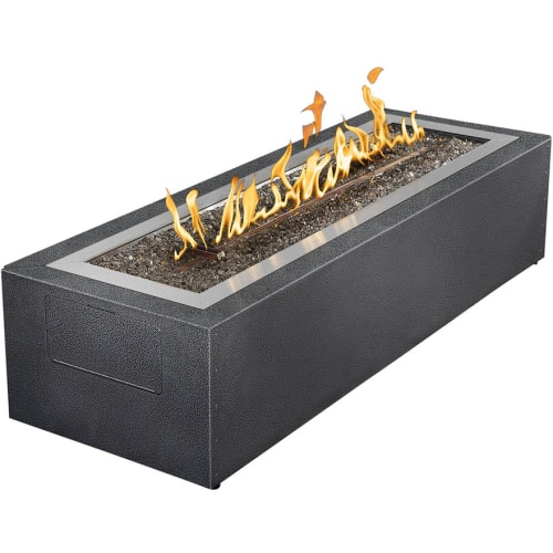 Napoleon GPFL48 Patioflame 60000 BTU 48 Inch Wide Liquid Propane Outdoor Fireplace by Napoleon