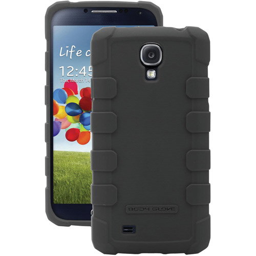Body Glove DropSuit Rugged Case for Samsung Galaxy S4 (Charcoal)