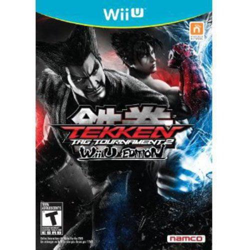 Tekken Tag Tournament 2 (Wii- U)