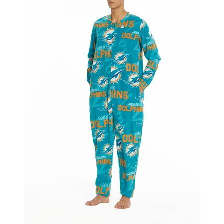 NFL Miami Dolphins Primetime Unisex Union Suit