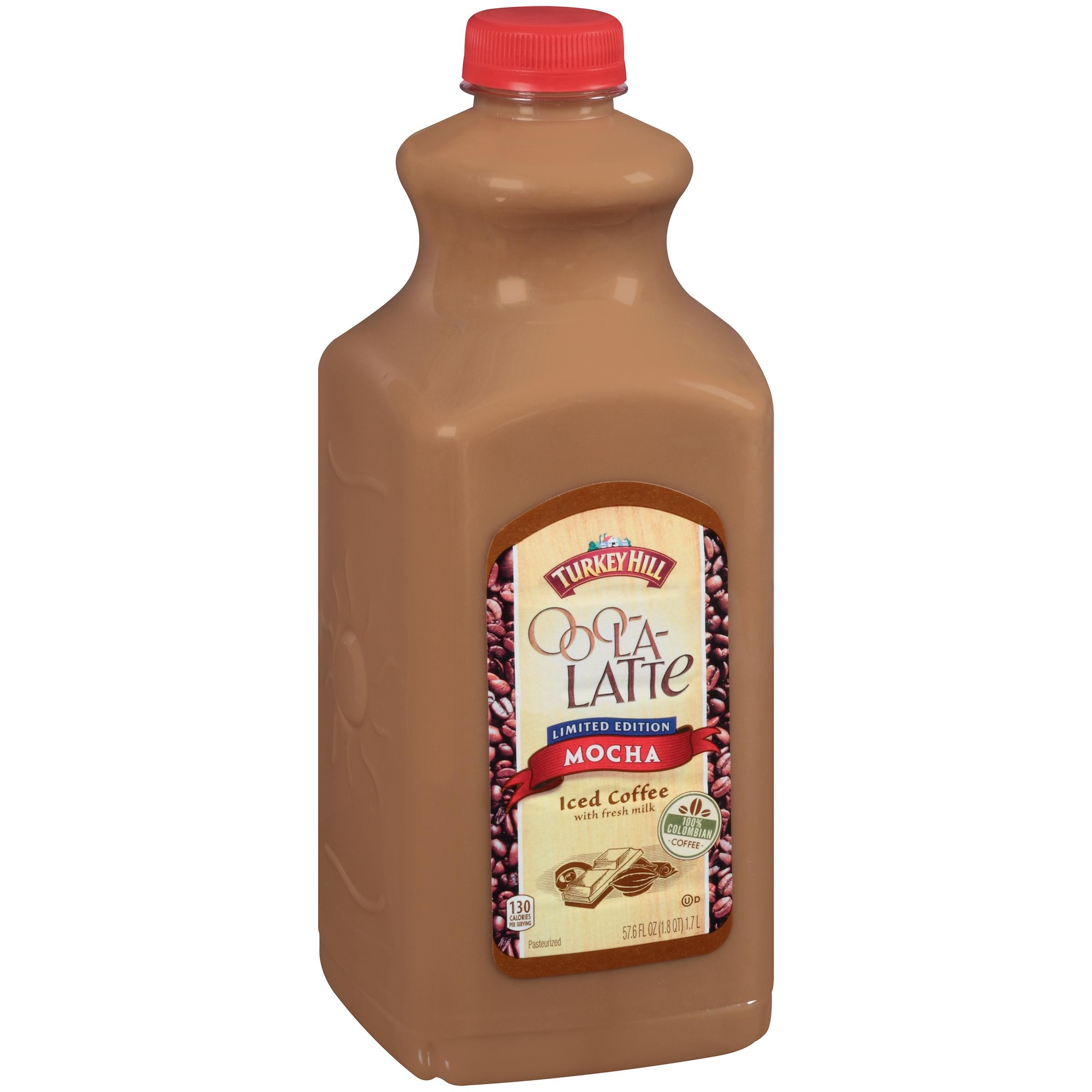 Turkey Hill Ooo-La-Latte Mocha Iced Coffee, 57.6 Fl. Oz.