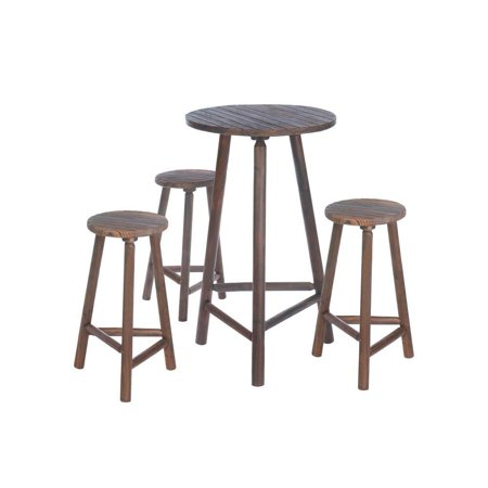Swell Small Round Stool Garden Portable Tall Wooden Foot Stool With Bar Table Theyellowbook Wood Chair Design Ideas Theyellowbookinfo
