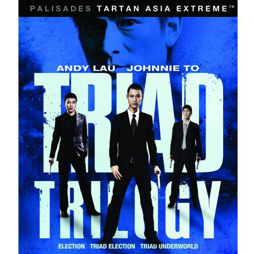Triad Trilogy (Cantonese) (Blu-ray) (Widescreen)
