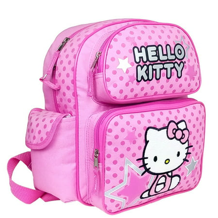Hello Kitty Star Small Backpack #81400 - Hello Kitty Accessories Wholesale