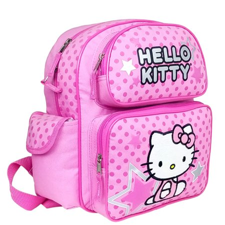 Hello Kitty Star Small Backpack #81400 - Hello Kitty Backpack With Bow